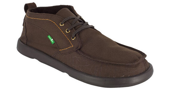 Sanuk M's Vagabond Steppe High Brown